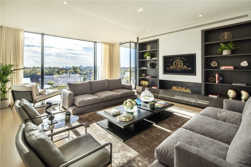 2 Bedroom Flat for sale in Primrose Hill, London,  NW3 3EA