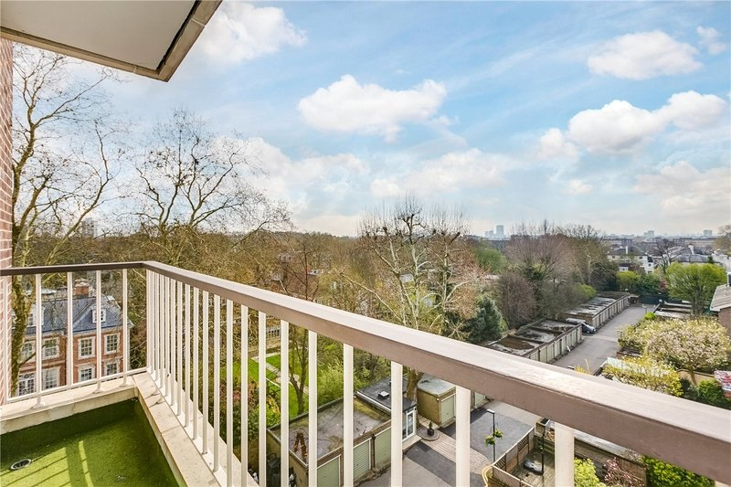 3 Bedroom Flat for sale in St. Johns Wood Park, London,  NW8 6QY