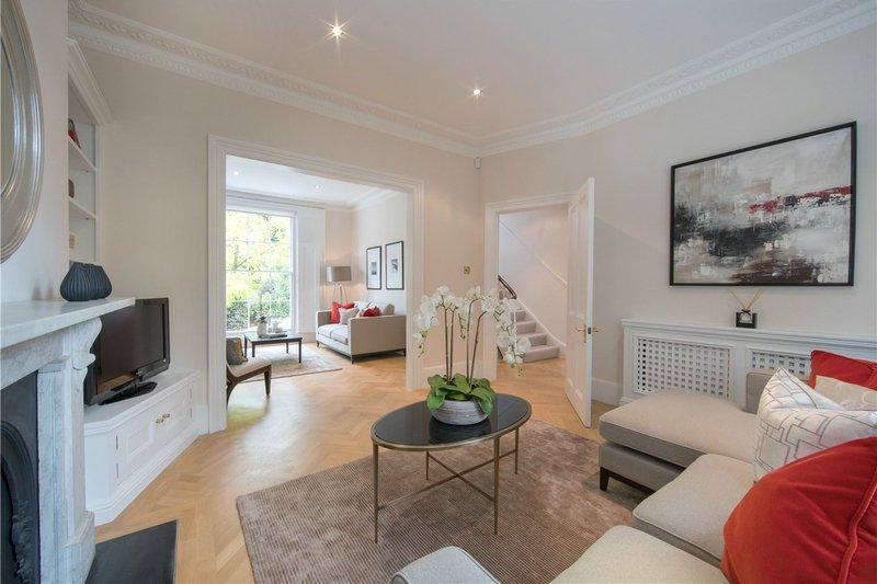 4 Bedroom House for sale in St John's Wood, London,  NW8 0QN