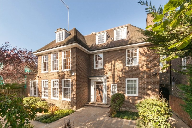 6 Bedroom House for sale in St John's Wood, London,  NW8 0QN
