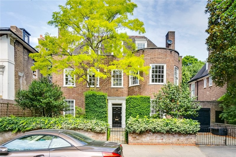 5 Bedroom House for sale in St John's Wood, London,  NW8 0QN