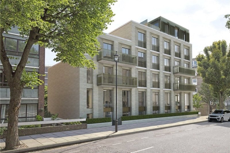 3 Bedroom Flat for sale in Primrose Hill, London,  NW8 7QP