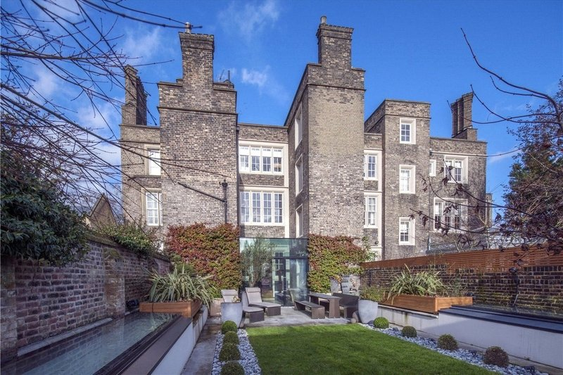 4 Bedroom House for sale in Regent's Park, London,  NW1 4HH