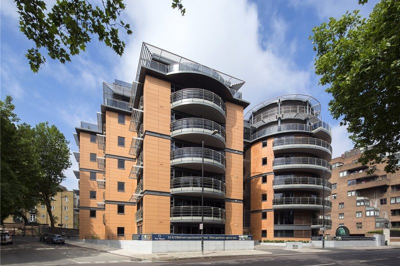 3 Bedroom Flat for sale in 127-131 Park Road, London,  NW8 8JN