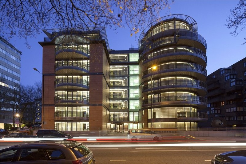 3 Bedroom Flat for sale in 127-131  Park Road, London,  NW8 7JS