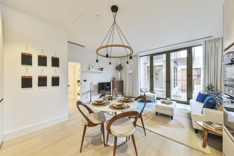 1 Bedroom Flat for sale in 28 Brick Apartments, London,  W9 2EF