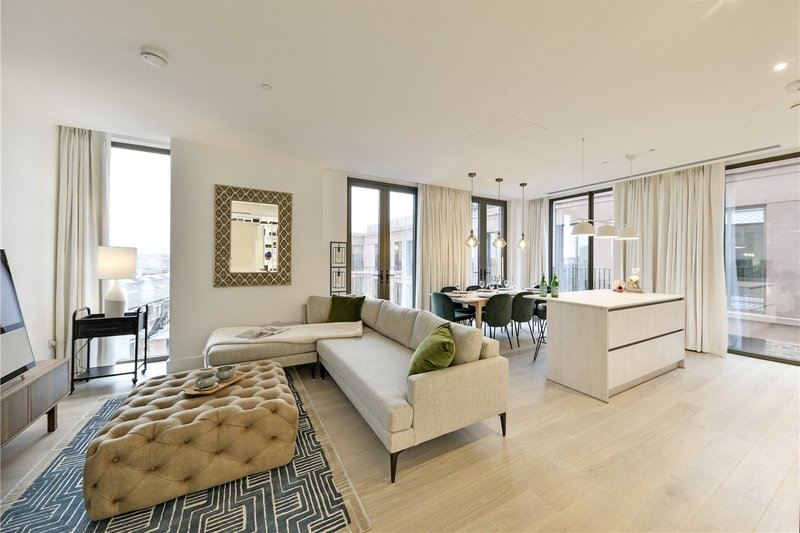 2 Bedroom Flat for sale in Woodfield Road, London,  W9 2EF
