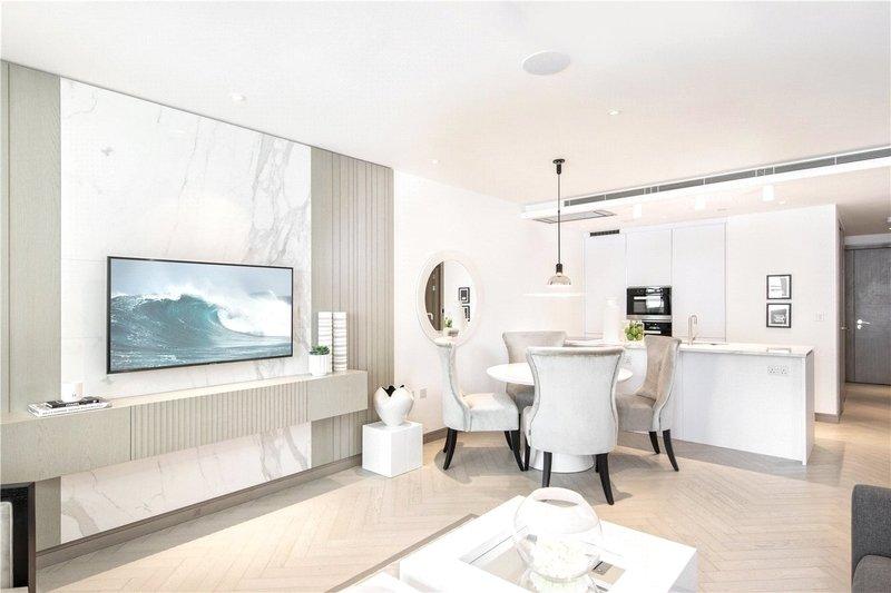2 Bedroom Flat for sale in Lodge Road, London,  NW8 8LA