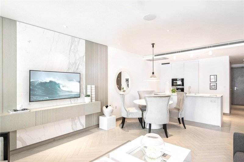2 Bedroom Flat for sale in Lodge Road, London,  NW8 8LA