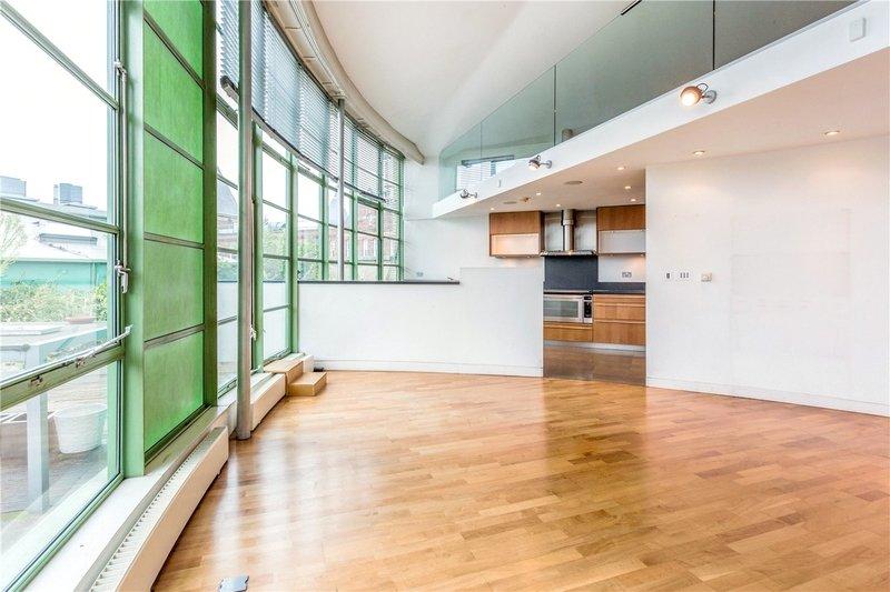 2 Bedroom Flat for sale in Arlington Road, London,  NW17HY