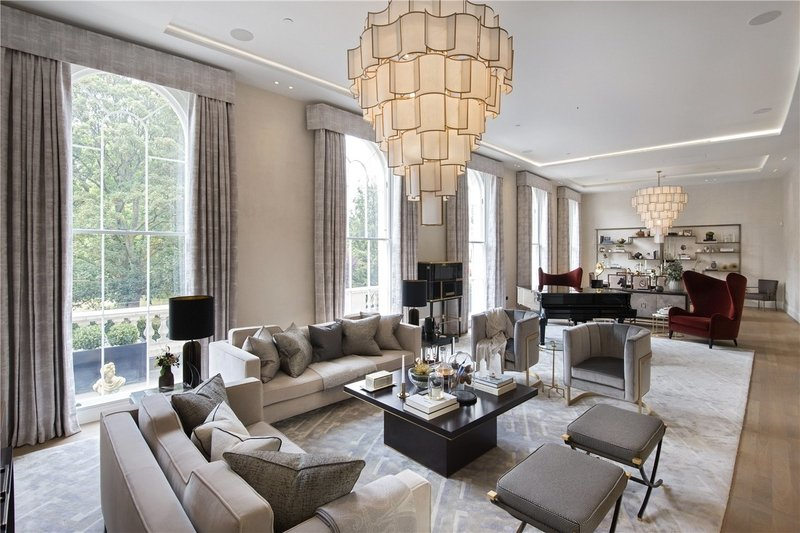 4 Bedroom Flat for sale in The Park Crescent, London,  W1B 1PG