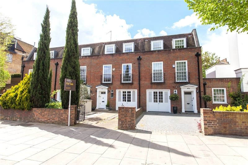 4 Bedroom House for sale in St John's Wood, London,  NW8 6LJ