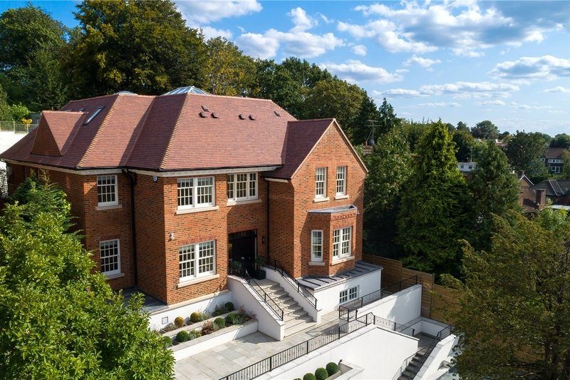7 Bedroom House for sale in Hampstead, London,  NW3 7TN