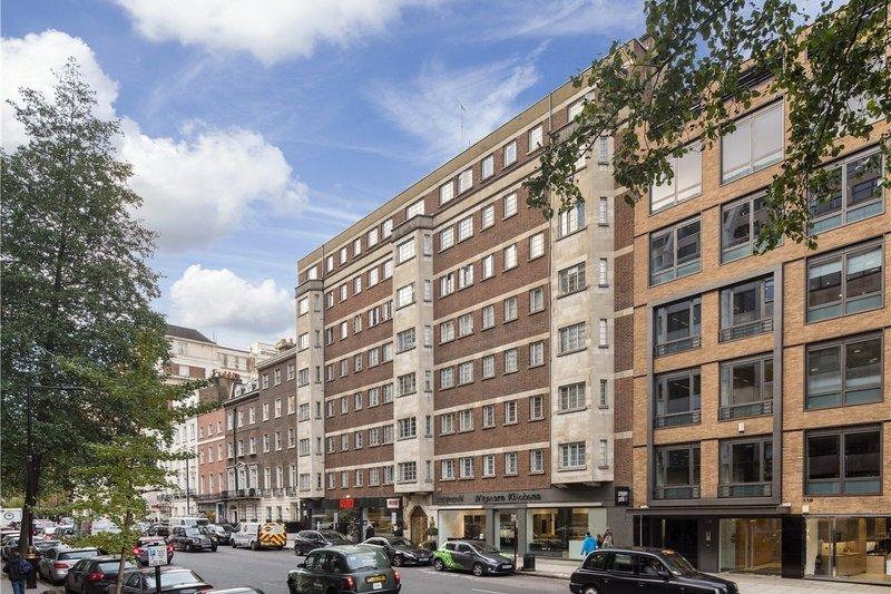 2 Bedroom Flat for sale in Marylebone, London,  W1U 3RU