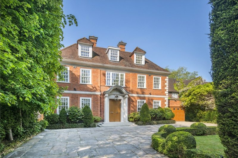 8 Bedroom House to rent in St Johns Wood, London,  NW8 6JD