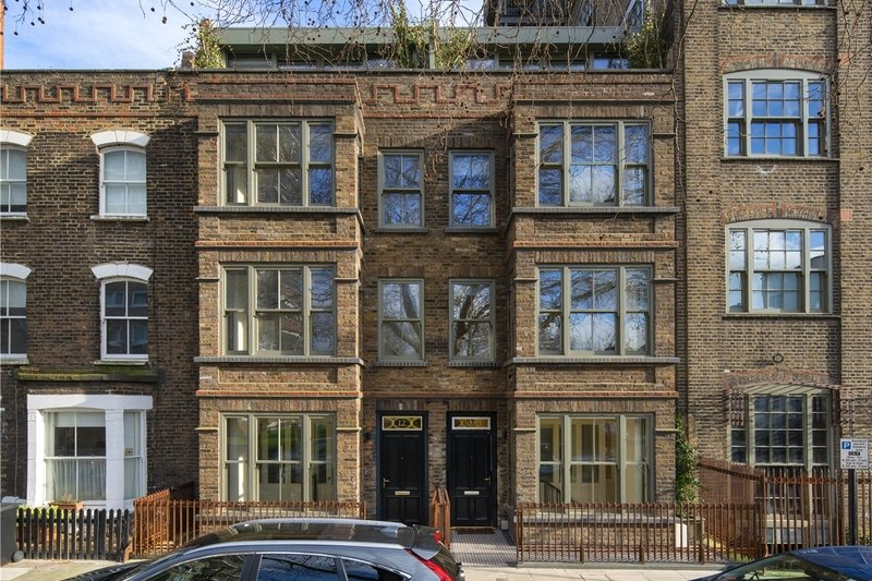 4 Bedroom House to rent in London, London,  NW1 8HH