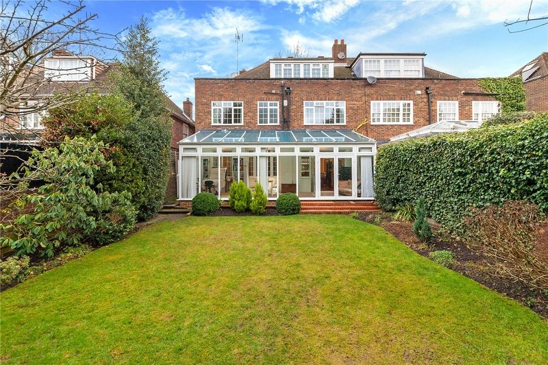 5 Bedroom House to rent in St John's Wood, London,  NW8 0JE