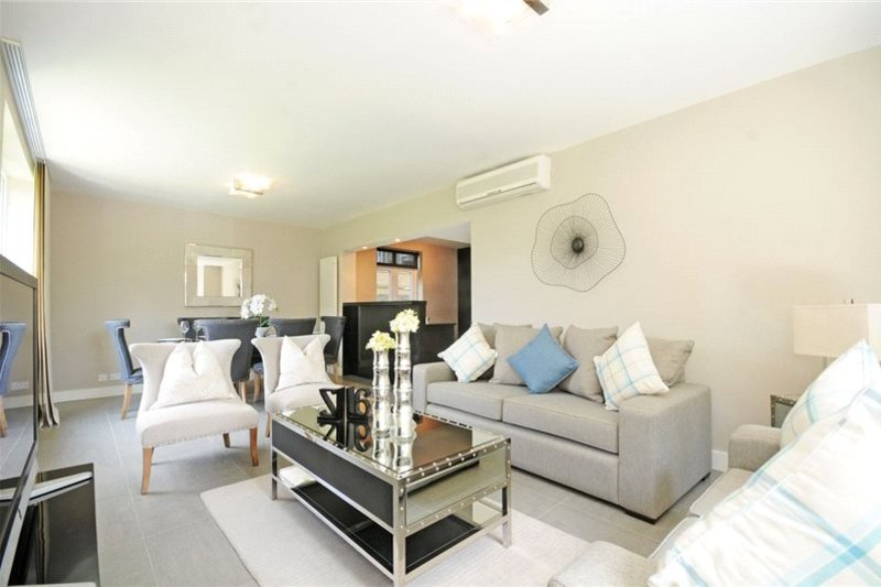 3 Bedroom Flat to rent in St John's Wood Park, London,  NW8 6NL