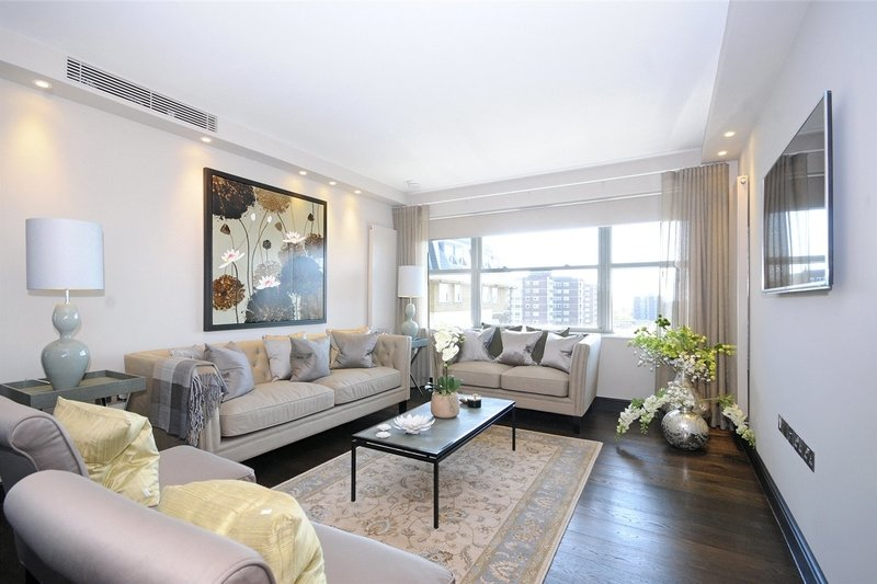 3 Bedroom Flat to rent in St. Johns Wood Park, London,  NW8 6NH