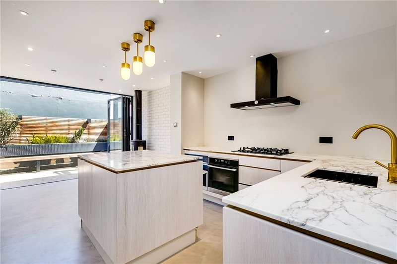 4 Bedroom House to rent in Marylebone, London,  NW1 6LQ