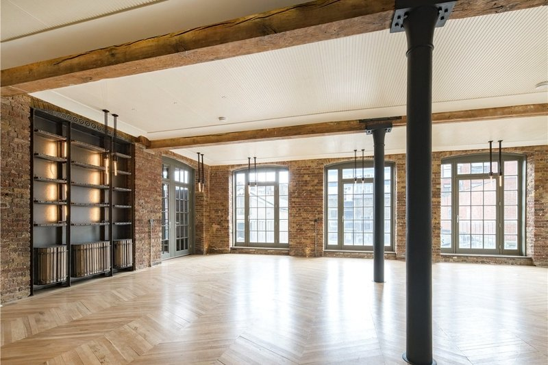 2 Bedroom Flat to rent in 10a Belmont Street, London,  NW1 8HH