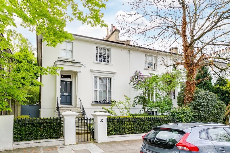4 Bedroom House to rent in St. John's Wood, London,  NW8 0QE