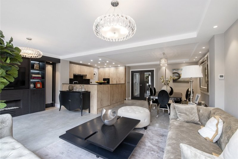 4 Bedroom House to rent in St. Johns Wood Park, London,  NW8 6NN