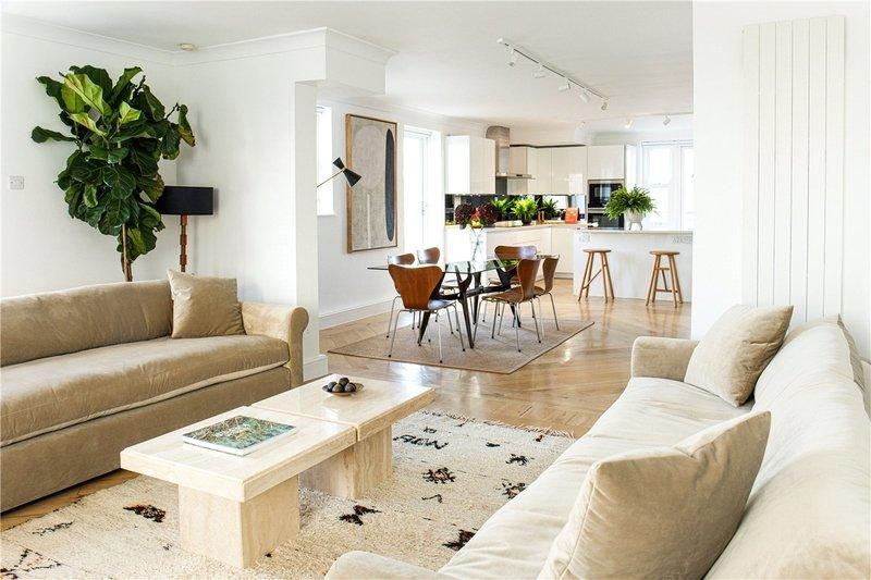 5 Bedroom Flat to rent in Randolph Avenue, London,  W9 1DW