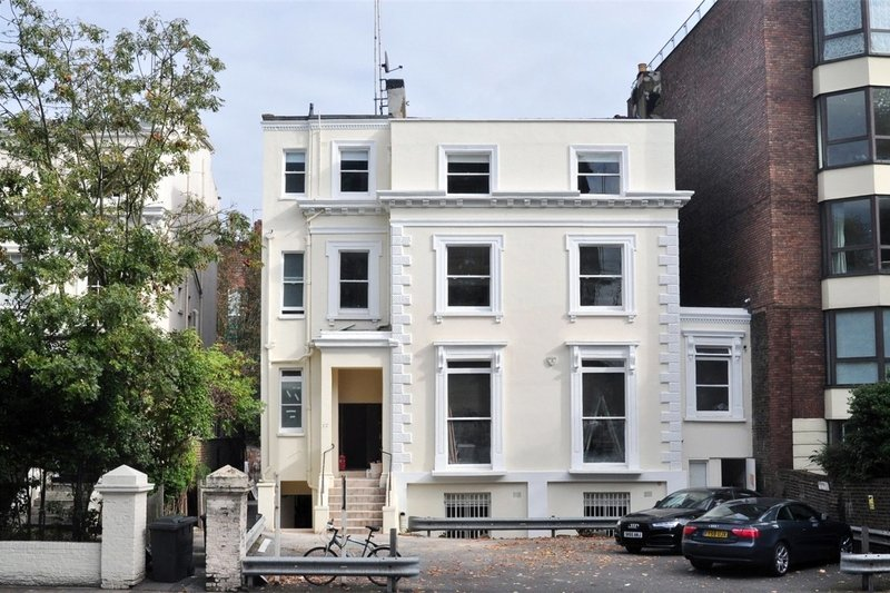 1 Bedroom Flat to rent in St John's Wood, London,  NW8 6EB