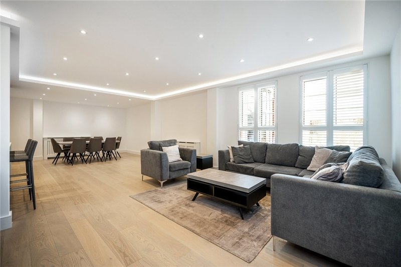 3 Bedroom Flat to rent in 33 Grove End Road, London,  NW8 9LU