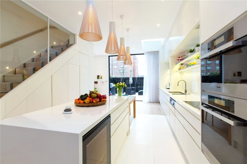 4 Bedroom House to rent in St John's Wood, London,  NW8 9PU