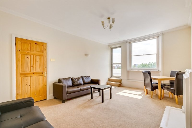 4 Bedroom Flat to rent in St John's Wood, London,  NW8 9QY
