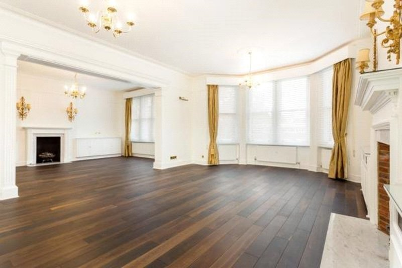 3 Bedroom Flat to rent in Park Road, London,  NW1 4SJ
