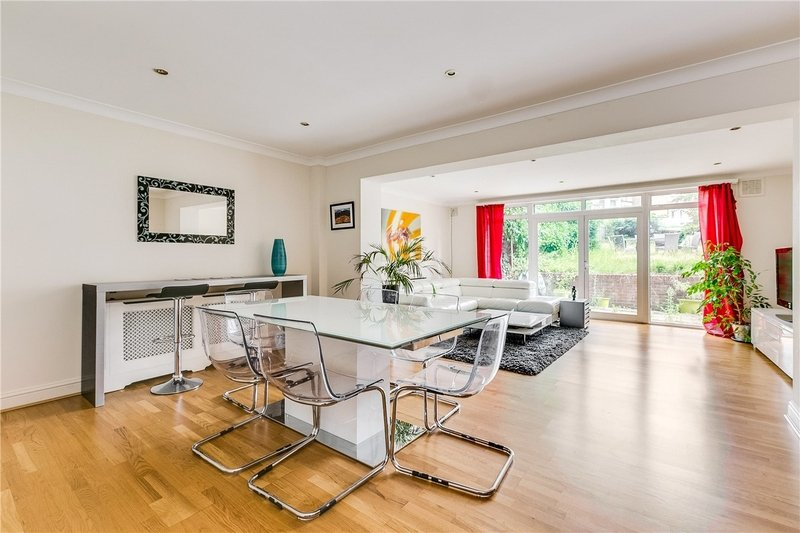 4 Bedroom House to rent in London, London,  NW3 3BX