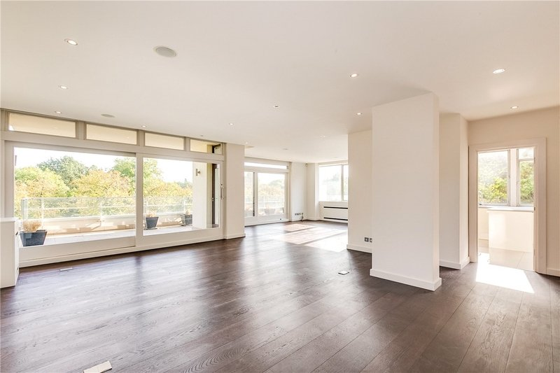 2 Bedroom Flat to rent in 55-56 Prince Albert Road, London,  NW8 7PT