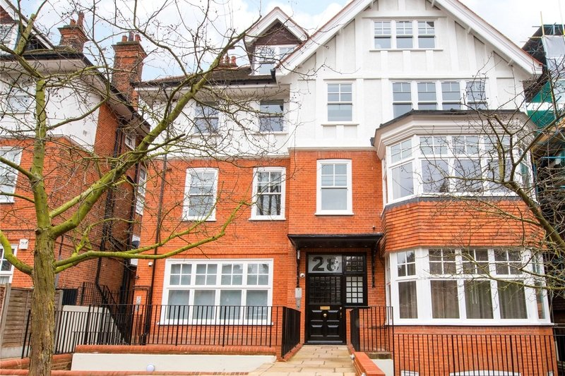 2 Bedroom Flat to rent in 28 Lyndhurst Road, London,  NW3 5PB