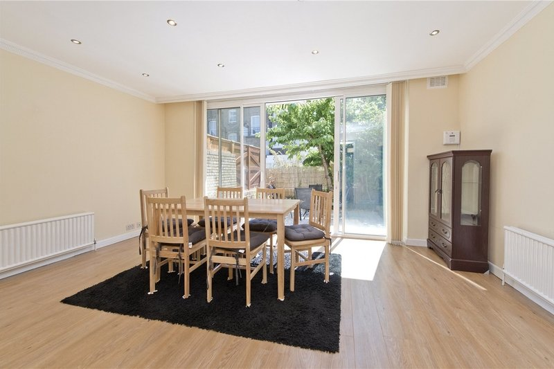 4 Bedroom House to rent in London, London,  NW3 3AY