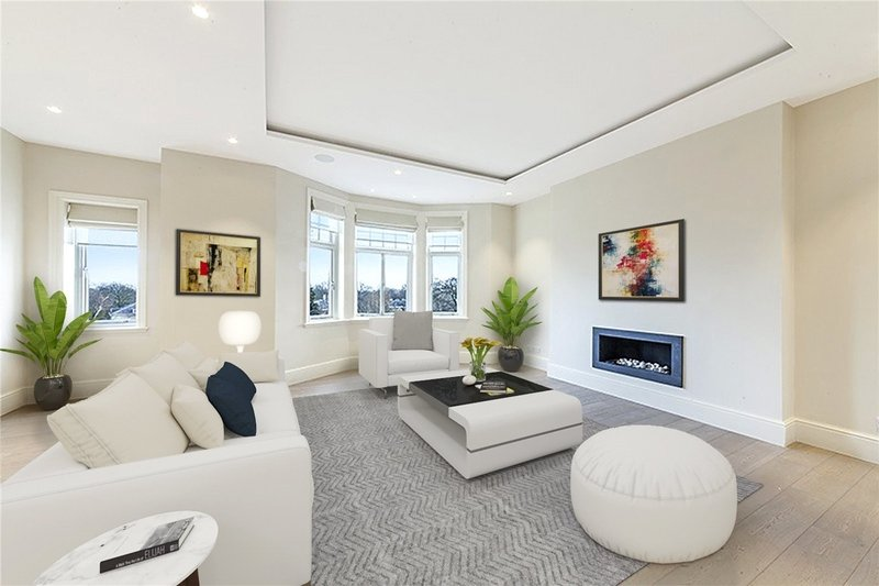 3 Bedroom Flat to rent in Prince Albert Road, London,  NW8 7RE