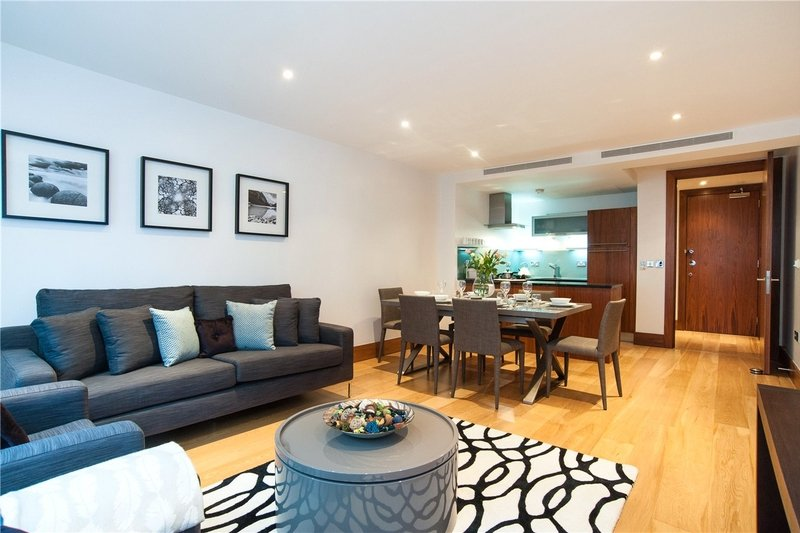 3 Bedroom Flat to rent in 219 Baker Street, London,  NW1 6XE