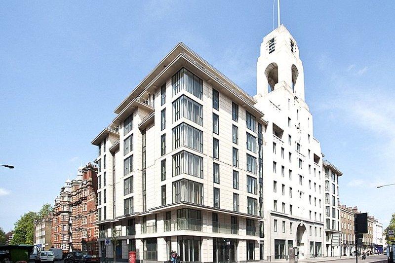 2 Bedroom Flat to rent in 219 Baker Street, London,  NW1 6XE
