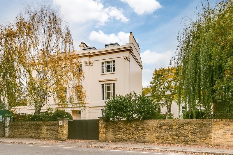 7 Bedroom House to rent in Regents Park, London,  NW1 7SR