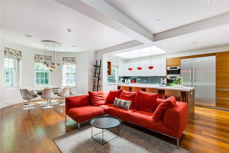 6 Bedroom House to rent in London, London,  NW8 0QN