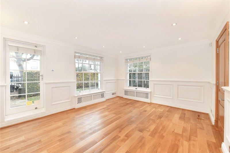 4 Bedroom House to rent in London, London,  NW8 6PY