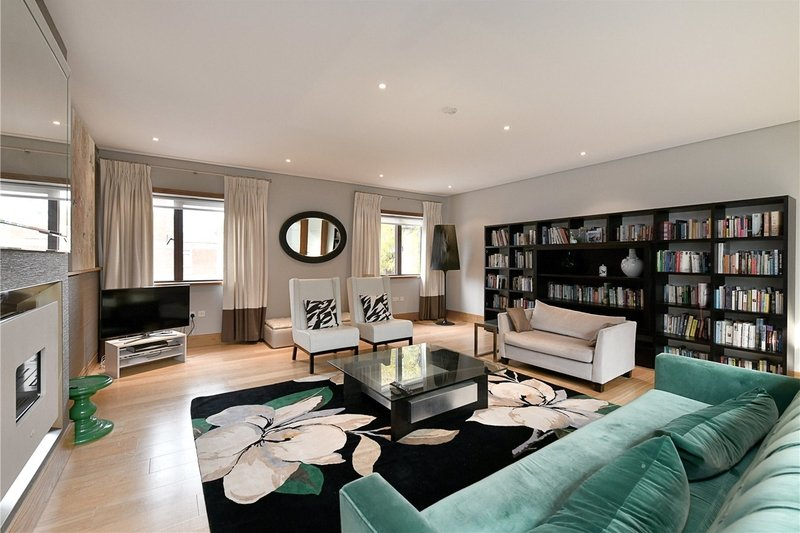 5 Bedroom House to rent in Boundary Road, London,  NW8 0RH