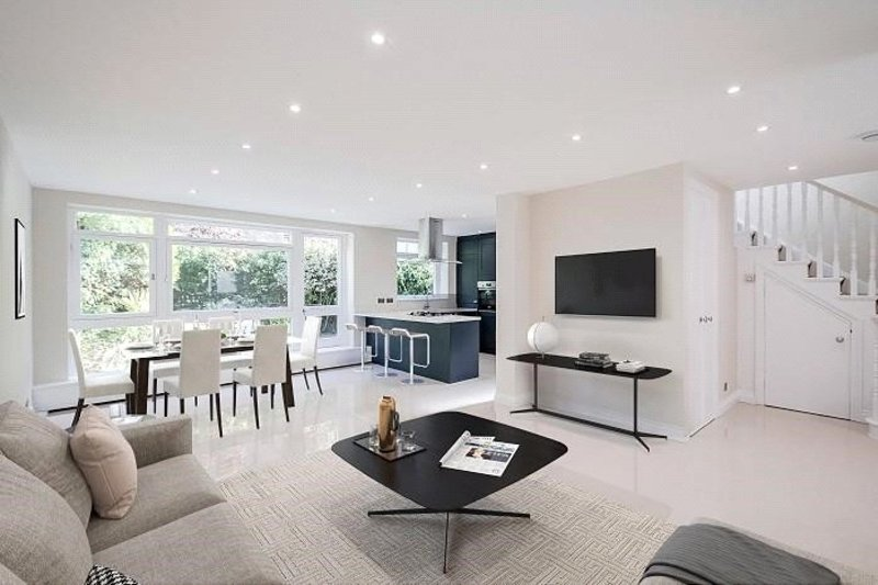 4 Bedroom House to rent in London, London,  NW1 4QA
